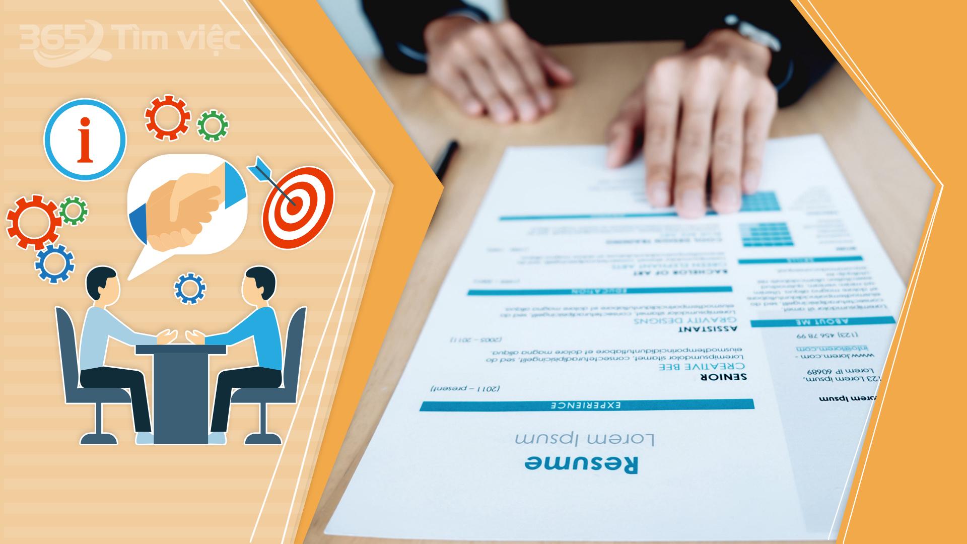 Bạn hiểu mẫu CV SHB như thế nào?